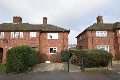 2 bedroom end of terrace house for sale - Fettiplace Road, Headington, OXFORD, OX3