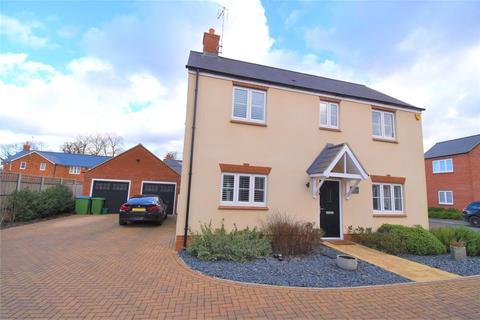 4 bedroom detached house for sale - Brook Farm Close, Stoke Hammond
