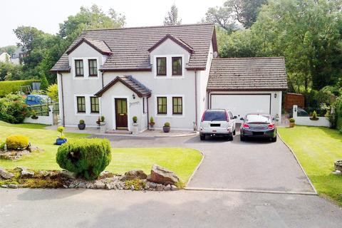 4 bedroom detached house for sale - Glenbraighe, Shieldhill Road , Dumfries. DG1 3PS