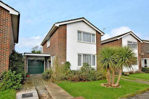 3 bedroom detached house for sale - Grebe Crescent, Hythe, CT21