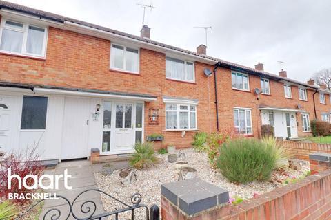 3 bedroom terraced house for sale - Longwater Road, Bracknell