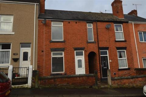 2 bedroom terraced house to rent - Higher Albert Street, Chesterfield, S41 7QE