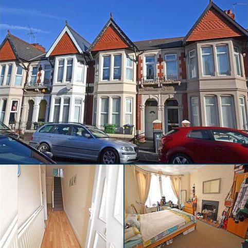 3 bedroom terraced house for sale - HEATHFIELD PLACE, HEATH/GABALFA, CARDIFF