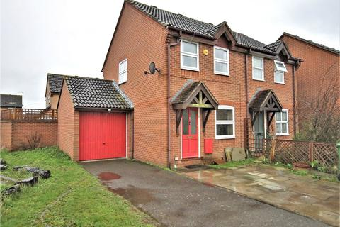 2 bedroom semi-detached house for sale - Nuthatch Close, Staines-upon-Thames, Surrey, TW19