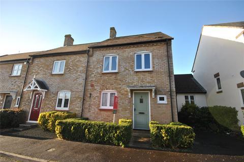 3 bedroom end of terrace house for sale - Granville Way, Sherborne, Dorset, DT9