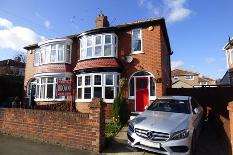 3 bedroom semi-detached house for sale - Cottersloe Road, Stockton-On-Tees, TS20