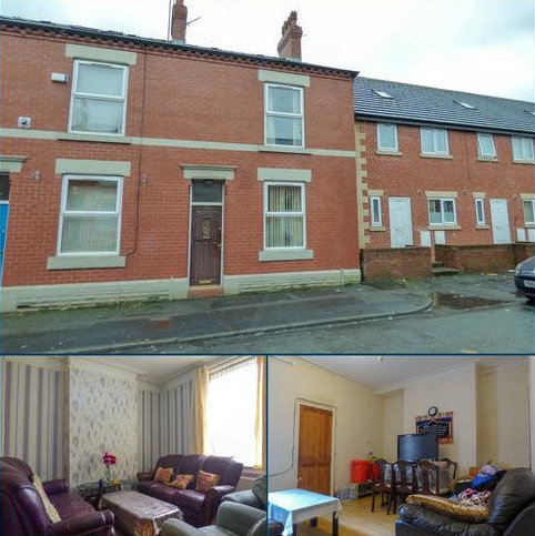 2 bedroom end of terrace house for sale - Blandford Street, Ashton-under-Lyne, Greater Manchester, OL6