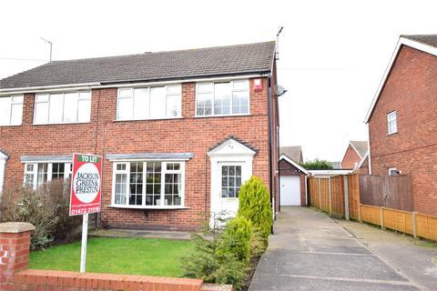 3 bedroom semi-detached house to rent - Laburnum Drive, Grimsby, Lincolnshire, DN34
