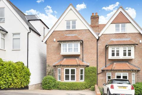 4 bedroom semi-detached house for sale - Victoria Road, Summertown, OX2