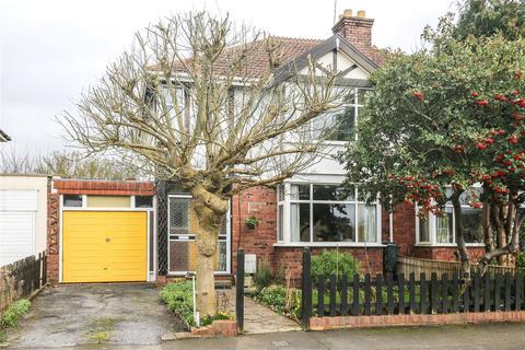 3 bedroom semi-detached house for sale - Charis Avenue, Westbury-On-Trym, Bristol, BS10