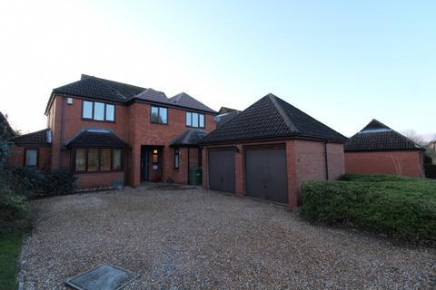 4 bedroom detached house for sale - Runnymede, Giffard Park, Milton Keynes, Buckinghamshire