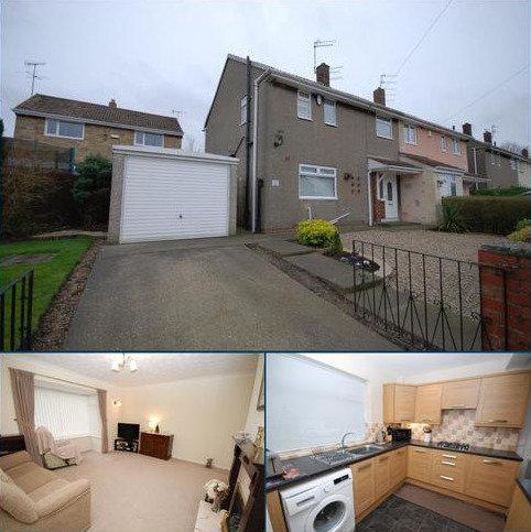 3 bedroom semi-detached house for sale - Longrigg, Leam Lane