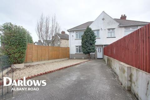 3 bedroom semi-detached house for sale - Madoc Road, Tremorfa, Cardiff