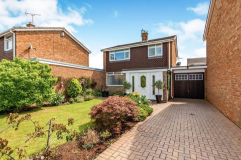 3 bedroom detached house for sale - Hallgate Close, Hartburn , Stockton-on-Tees, Cleveland , TS18 5NT