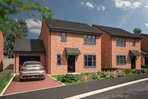 3 bedroom detached house for sale - The Hunter, Harrison Close, Bill Quay