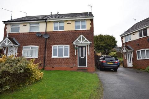 2 bedroom semi-detached house to rent - Kedleston Court, Tibshelf, ALFRETON, Derbyshire