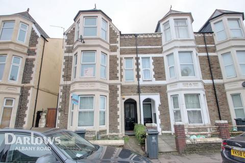 2 bedroom flat for sale - 41 Claude Road, Roath