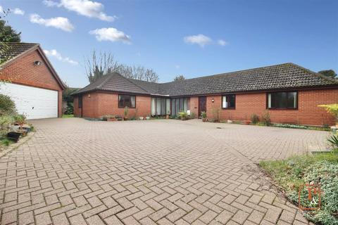 5 bedroom detached bungalow for sale - Lady Lane, Hadleigh, Suffolk, IP7 6AF