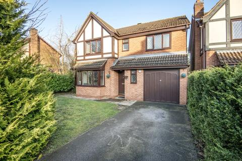 4 bedroom detached house for sale - Broomwood Close, Gonerby Hill Foot, NG31