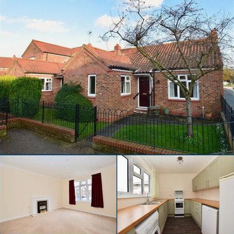 2 bedroom terraced bungalow for sale - Stewart Court, Pocklington