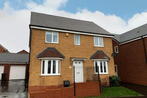 4 bedroom detached house for sale - Millisoms Road, Shirley