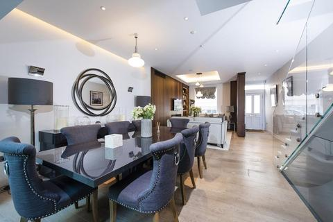4 bedroom terraced house to rent - RADNOR PLACE, BAYSWATER, W2
