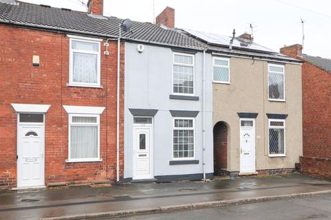 3 bedroom terraced house for sale - South Street North, New Whittington, Chesterfield