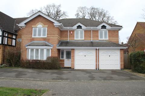 5 bedroom detached house to rent - Glendon Way, Dorridge