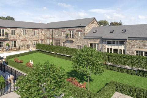 2 bedroom retirement property for sale - The Courtyard, Duporth, St. Austell, Cornwall