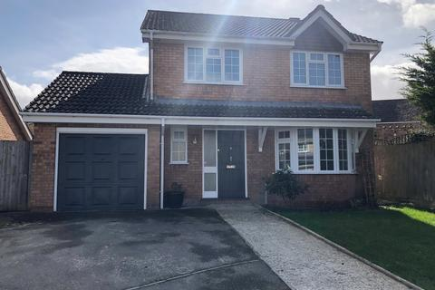 4 bedroom detached house to rent - Were Close, Warminster