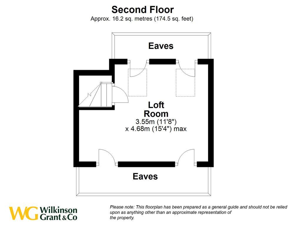Floorplan 3 of 3: Second Floorplan