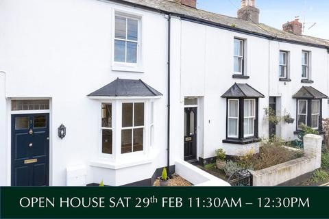 2 bedroom terraced house for sale - Longmeadow Road, Lympstone, Exmouth