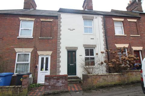 2 bedroom terraced house to rent - Stuart Road, Norwich