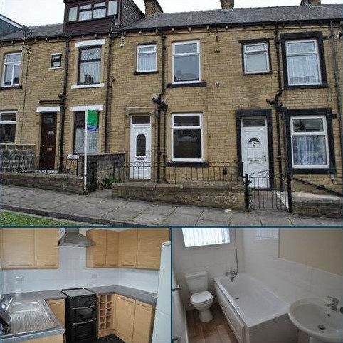 3 bedroom terraced house for sale - Harlow Road, Lidget Green, BD7 2HT