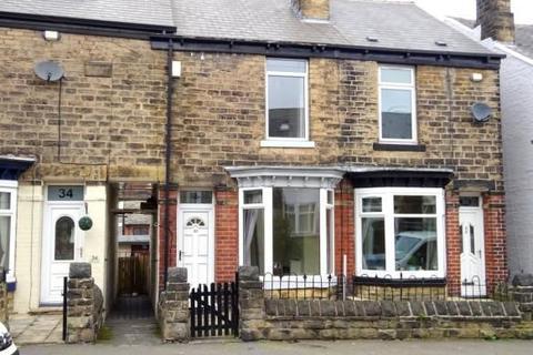 3 bedroom terraced house for sale - 32 Manvers Road Hillsborough Sheffield S6 2PJ