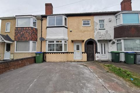 3 bedroom terraced house to rent - Willingsworth Road, Wednesbury, WS10 7NL