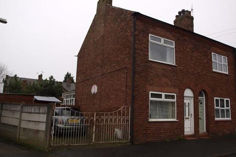 2 bedroom end of terrace house for sale - Worthing Street, Northwich, CW9 7BS