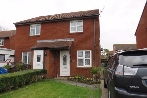 2 bedroom semi-detached house to rent - Montgomery Drive, Bognor Regis