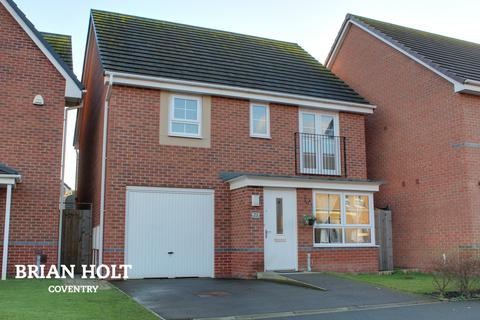 4 bedroom detached house for sale - Amelia Crescent, Coventry