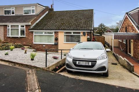 2 bedroom semi-detached bungalow for sale - Caroline Close, Werrington, Staffordshire, ST9