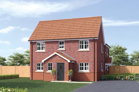 Prospect Homes - Hall Drive Park - Hawthorn Drive