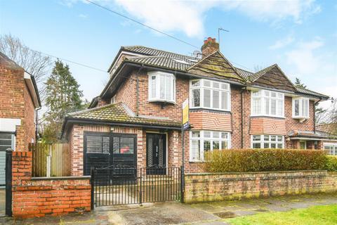 4 bedroom semi-detached house for sale - Croftway, York