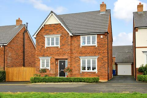 4 bedroom detached house for sale - Golborne Road, Winwick, Warrington, WA2