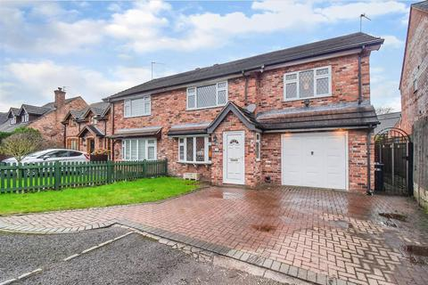 3 bedroom semi-detached house for sale - Silvergate Court, Congleton