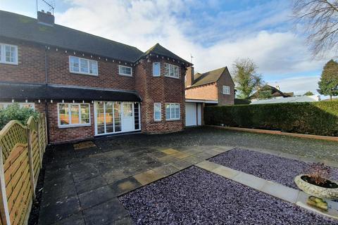 3 bedroom semi-detached house for sale - Wolverhampton Road, Codsall, WV8 1PJ