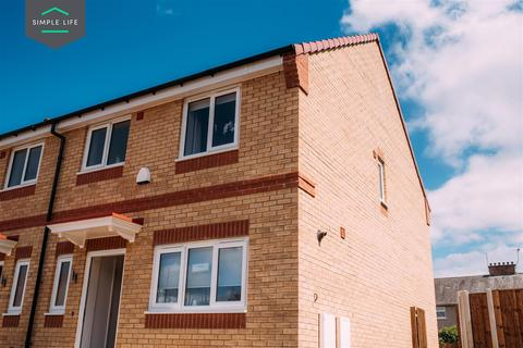 3 bedroom semi-detached house to rent - Chadwick Street, Leigh