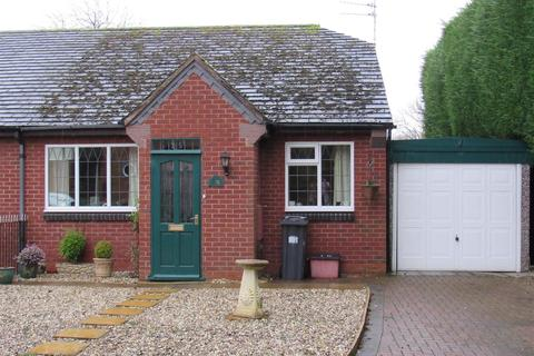 2 bedroom semi-detached bungalow for sale - Yew Tree Close, Lapworth, Solihull