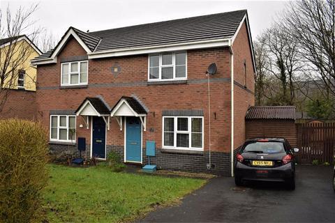 3 bedroom semi-detached house for sale - Fernlea Park, Bryncoch