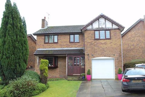 5 bedroom detached house for sale - Springwood, Glossop