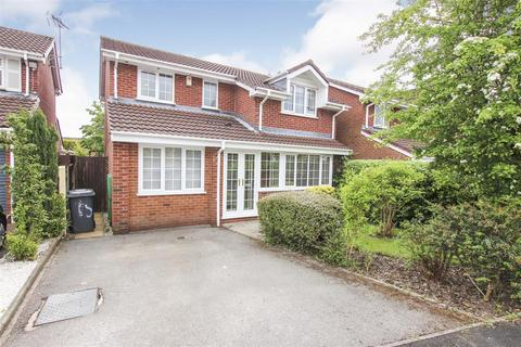 4 bedroom detached house for sale - Draycott Drive, Newcastle, Staffs